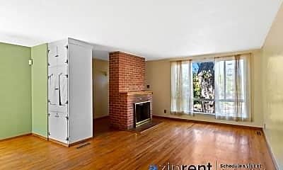 Living Room, 932 Almaden Ave, 0