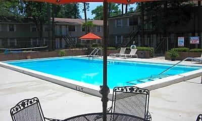 Pool, Bay Oaks, 0