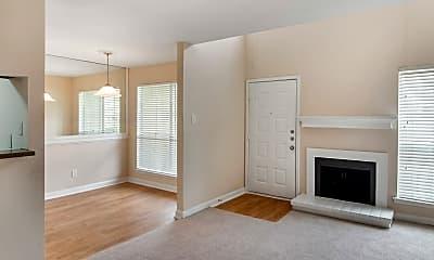 Bedroom, Silverado Apartments, 2
