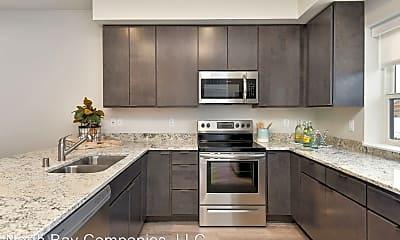 Kitchen, Henley Townhomes, 1