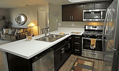 Kitchen, Park West Apartments, 0