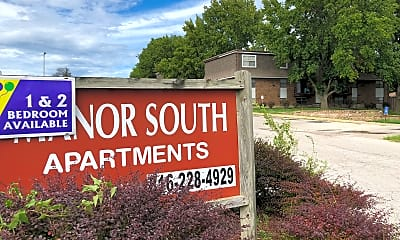 Manor South Apartments, 1
