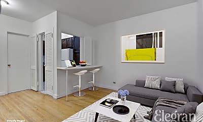 Living Room, 217 E 60th St 601, 0