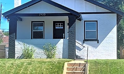 Building, 2920 N. Clayton St., 1