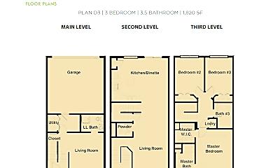 Living Room, 6813 Jack London Dr, 2