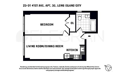 23-01 41st Ave 3-G, 2
