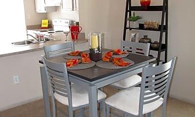 Dining Room, Morse Glen, 2