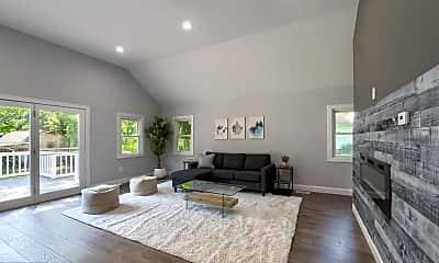 Living Room, 220 2nd St, 1