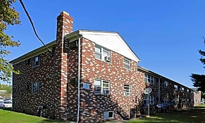 Building, Cooperstown Apartments, 2