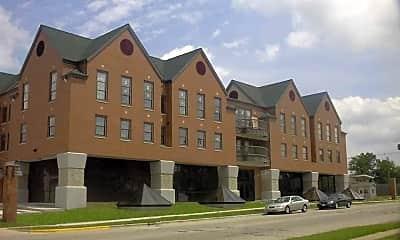 Building, Victoria Point Apartments, 2