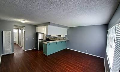 Living Room, 6419 Brynhurst Ave, 0