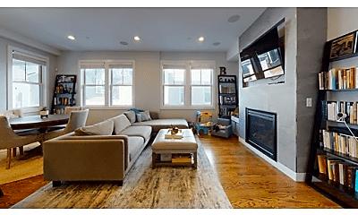 Living Room, 74 F St, 0