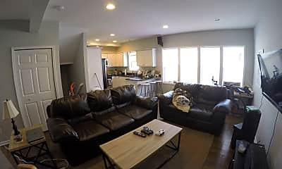 Living Room, 2808 Colfax Ave S, 1