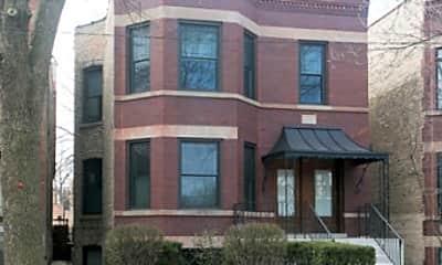 Building, 3706 N Leavitt St 2, 0