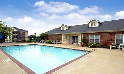 Pool, Southwest Pines, 1