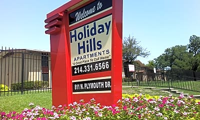 Holiday Hills, 1
