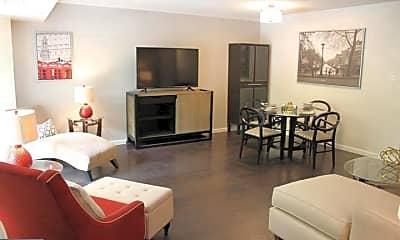 Living Room, 1200 Crystal Dr 214, 1