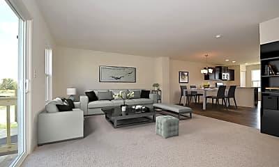 Living Room, 2329 Upland Rd, 1