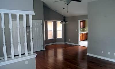 Living Room, Sharpsburg Rd., 1