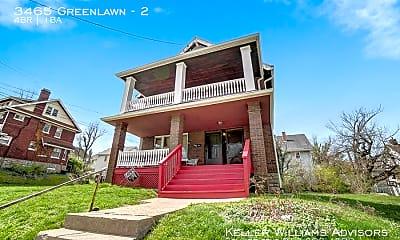Building, 3465 Greenlawn Ave, 1