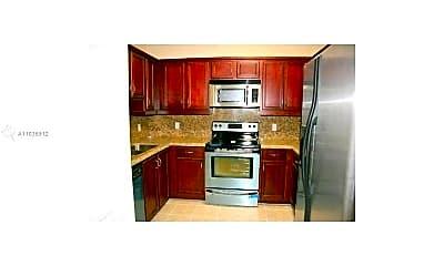 Kitchen, 5271 SW 8th St 509, 1