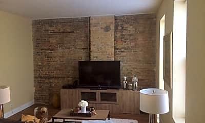 Bedroom, 1738 W Huron St 1R, 1