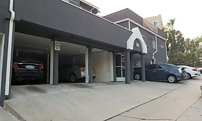 Westwood Plaza Apartments, 2