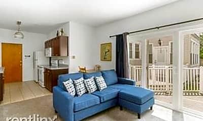 Living Room, 8 Slocum St, 1