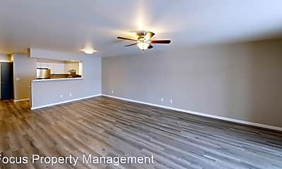 Living Room, 410 Fox Shores Dr, 2