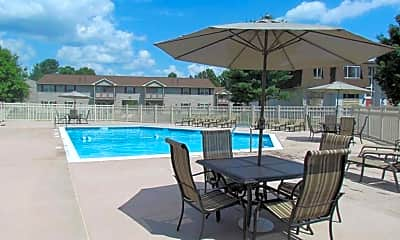 Pool, Springbrook Apartments, 1