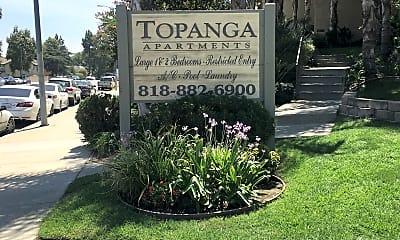 Topanga Canyon Apartments, 1