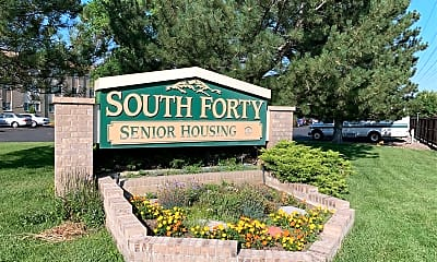 South Forty, 1