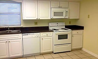 Kitchen, Highview Apartments, 0