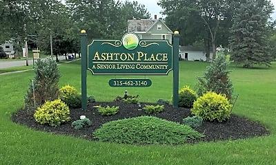 Ashton Place, 1