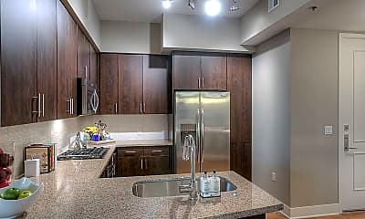 Kitchen, 11 S Central Ave 2102, 1