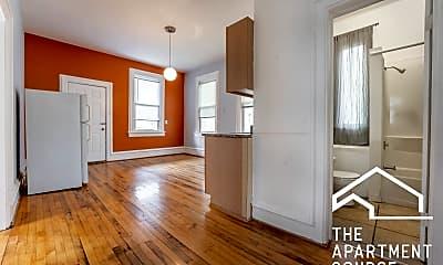 Living Room, 2067 N Leavitt St, 1