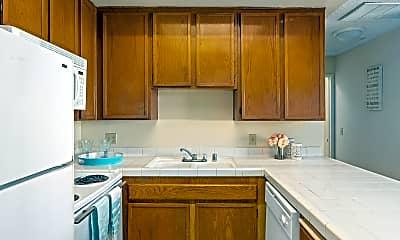 Kitchen, The Diplomat, 2