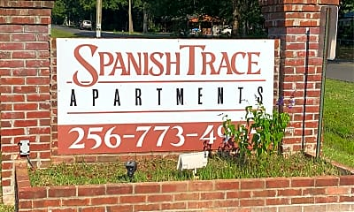 Spanish Trace Apartments, 1