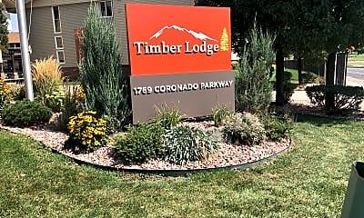 Timber Lodge, 1