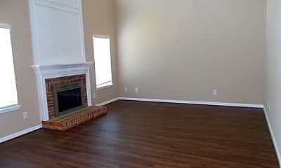 Living Room, 7902 Leisure Lane, 1