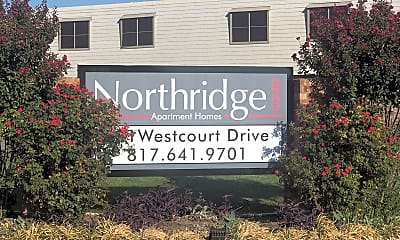 North Ridge Court Apartments, 1
