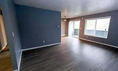 Living Room, Courtyard at Cedar Hills, 1