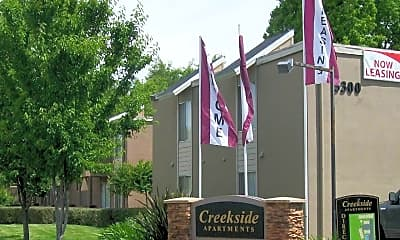 Leasing Office, Creekside Apartments, 0