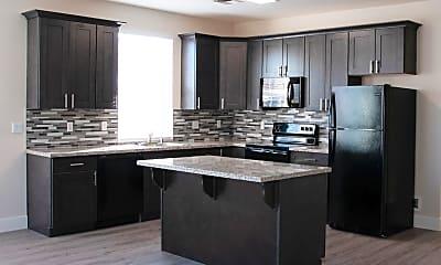Kitchen, Redfield Villas, 1