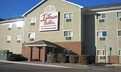 InTown Suites - Huntsville (XHA), 0