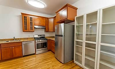 Kitchen, 1407 Mariposa St, 1