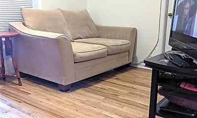 Living Room, 58 Madison St 8, 2