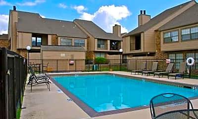 Pool, Cedars, 0
