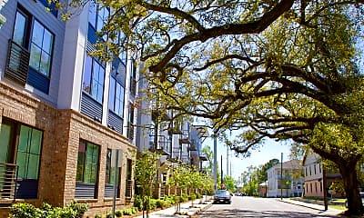 Building, Park + Broad Boutique Apartments, 1