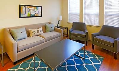 Living Room, Landings at Marine Creek, 1